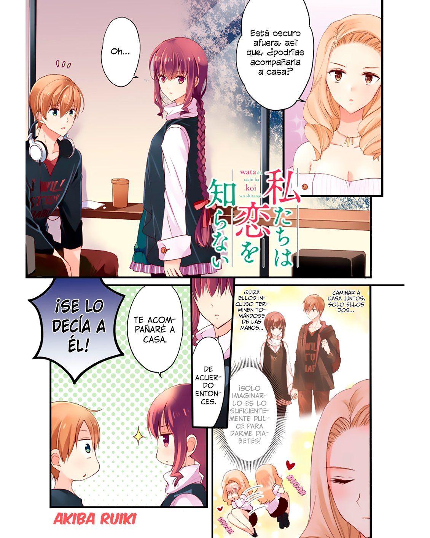 Watashitachi Wa Koi Wo Shiranai Capitulo 16 Pagina 1 Cargar Imagenes 10 Leer Manga En Espanol Gratis En Ninemanga Com Comics Manhwa Manga