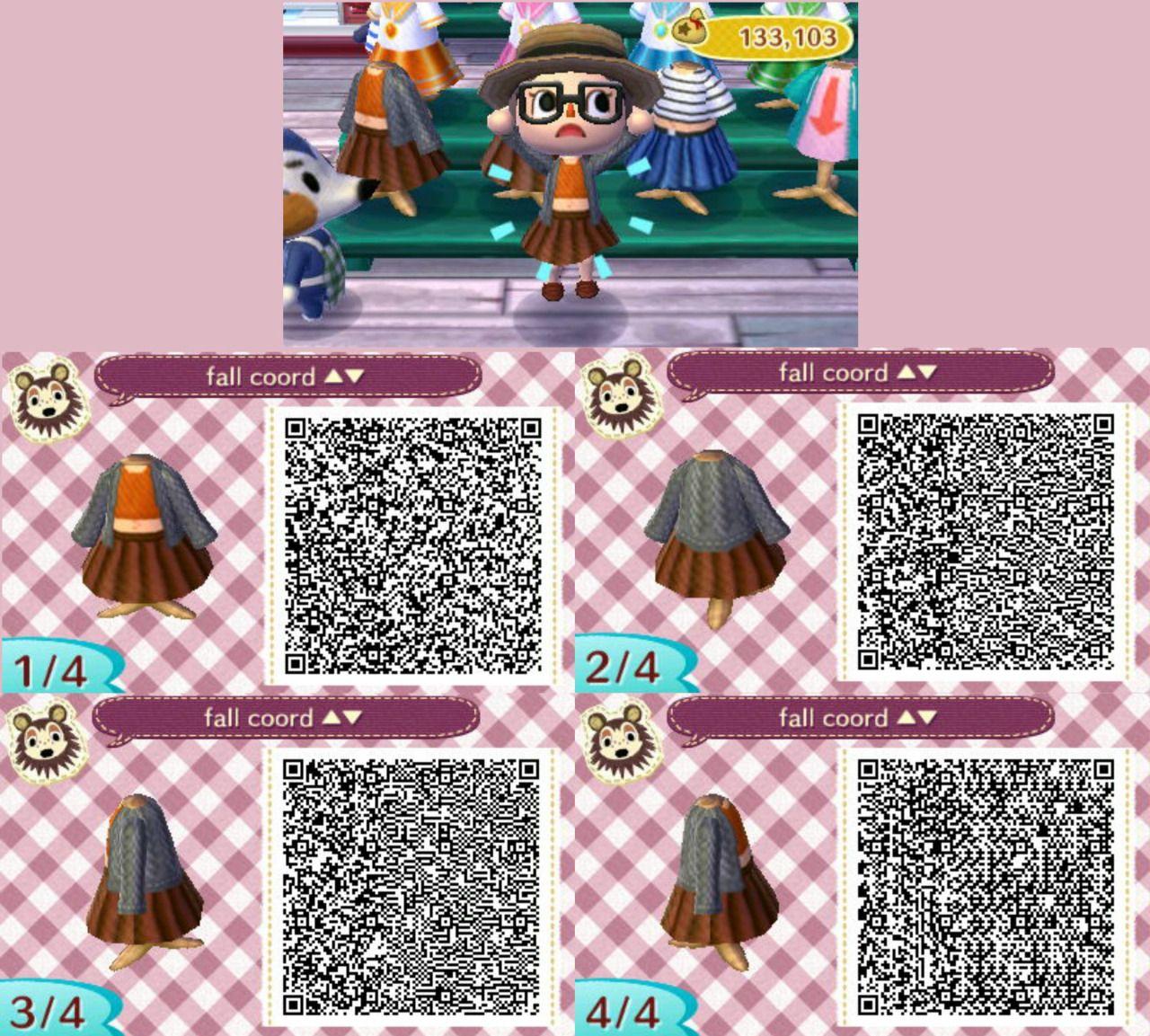 New Leaf Qr Codes Qr Codes Animals Animal Crossing Qr Qr Codes Animal Crossing