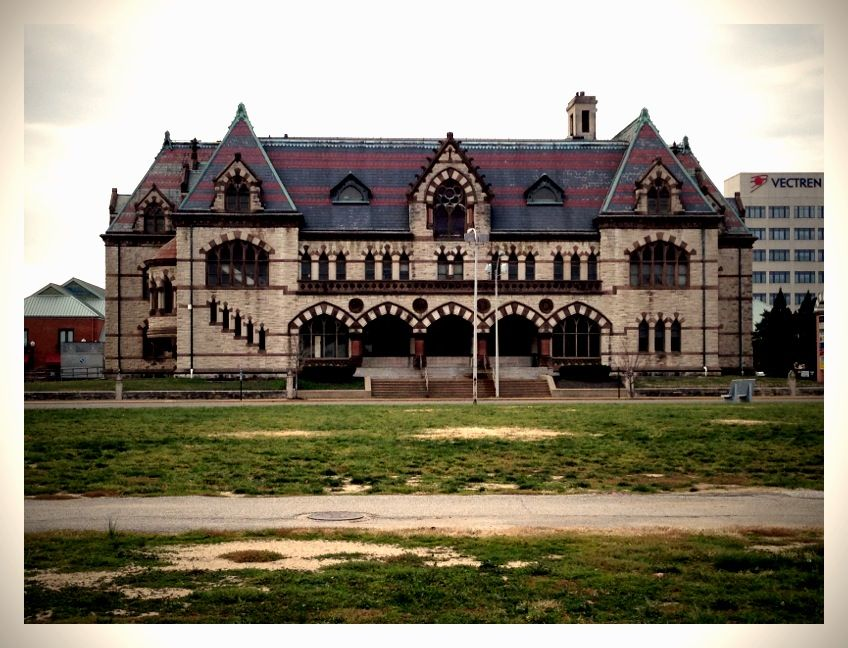 The Old Post Office historic venue for weddings and
