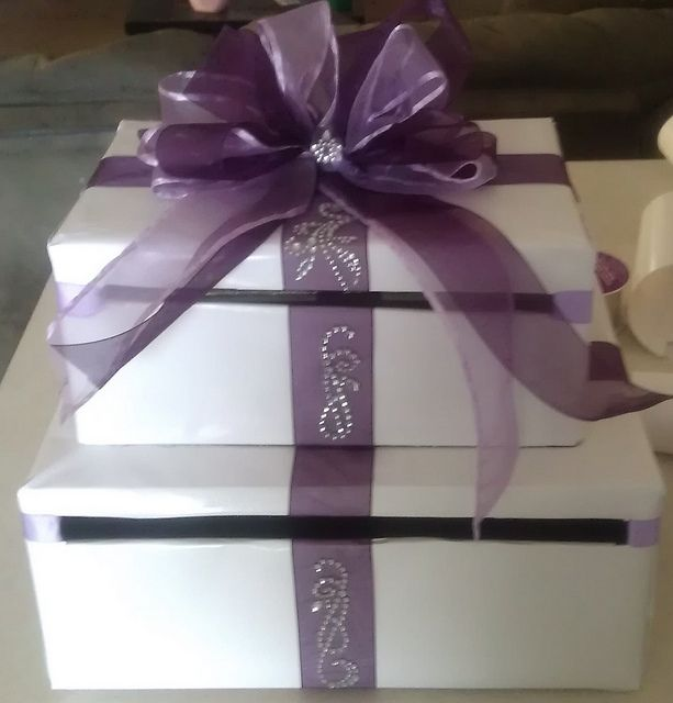 Gift Card Box by Simply Precious Creations, via Flickr