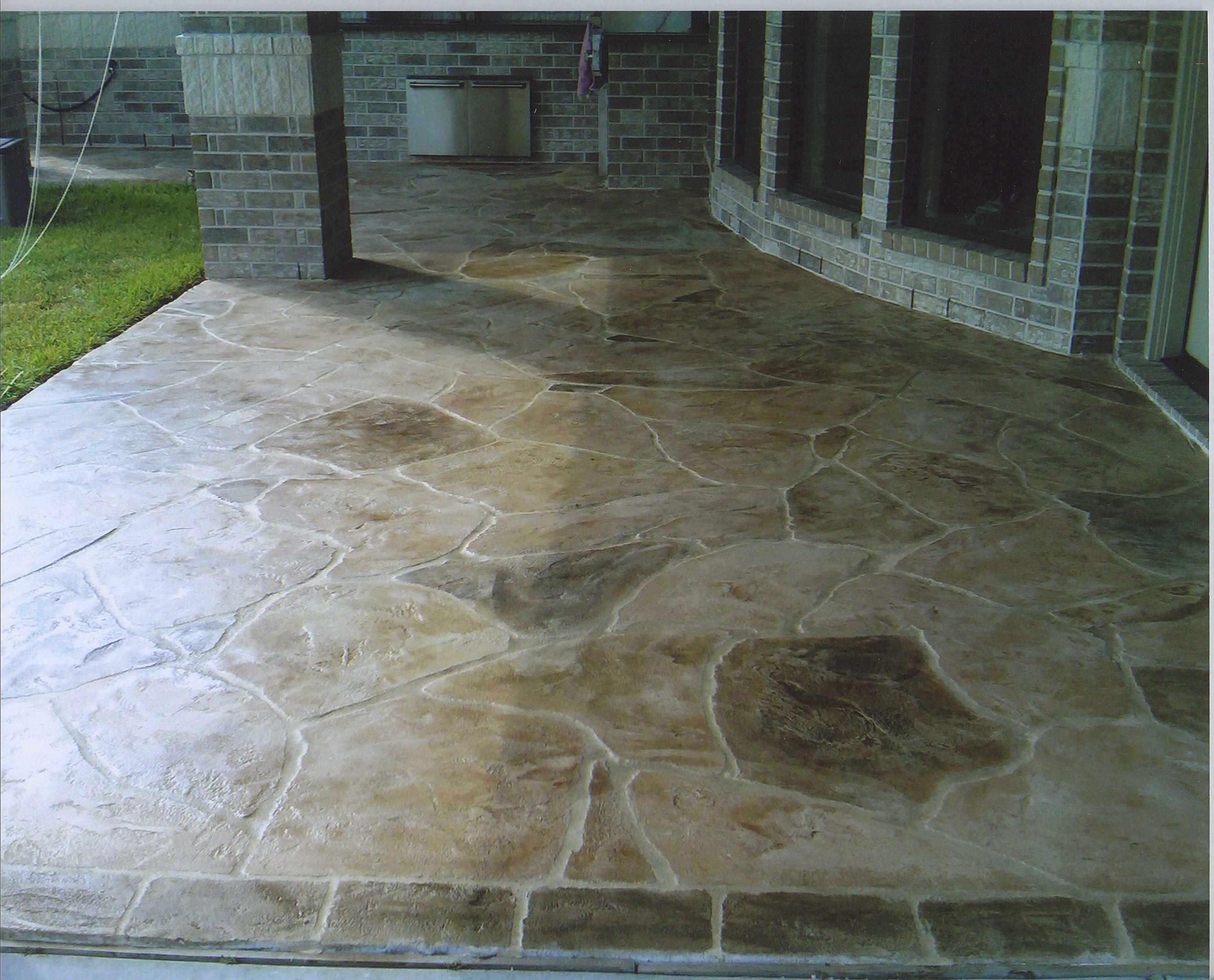 Huntsville Alabama Epoxy Garage Flooring Choices And Options: Garage Floor  Patio Concrete
