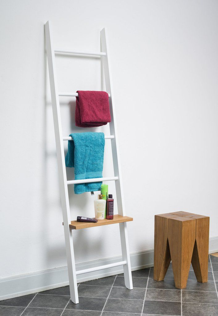 Kleiderleiter volllackiert - 8 schöne Farben