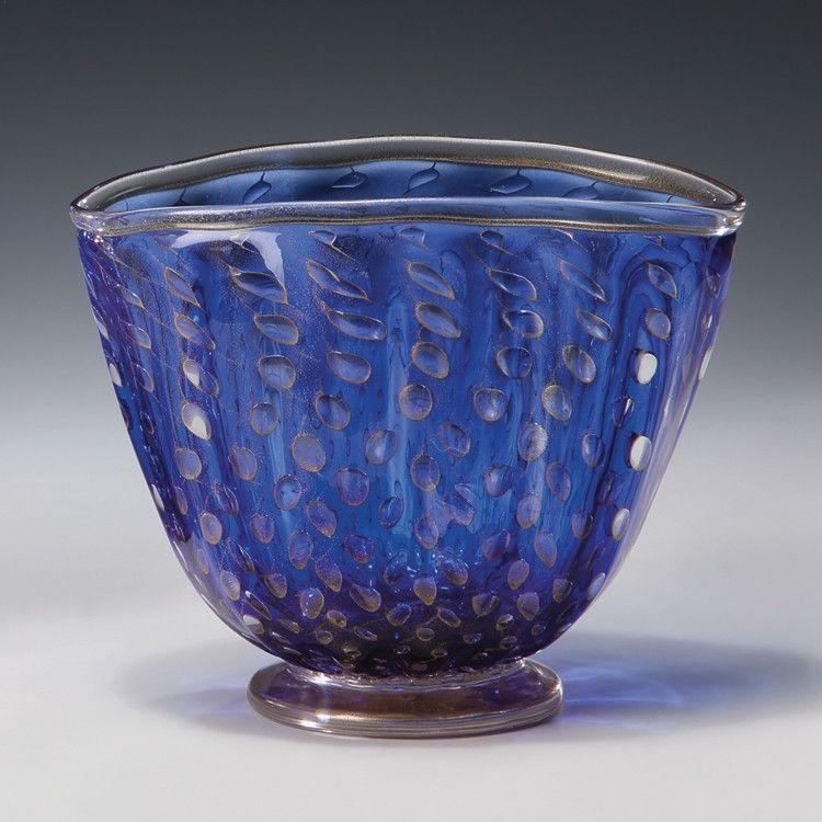 Decorative Crafts Venetian Glass Vase 7426 Venetian Glass