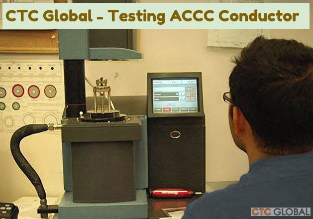 From 2003 Ctc Started Testing Accc Conductor Its Composite Core And Ancillary Hardware Components And The Proc Hardware Components Conductors Gaming Products