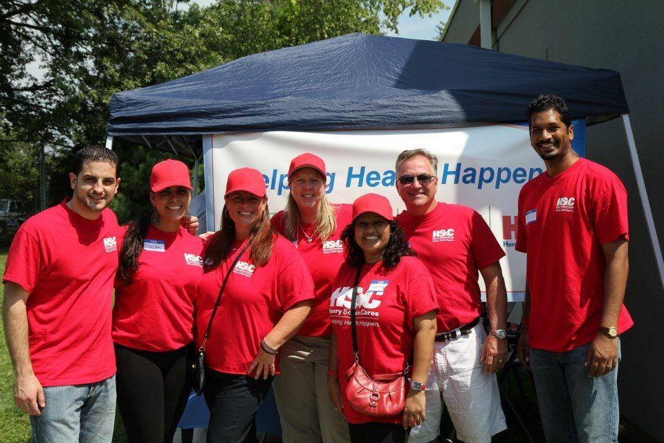 Great event at Optimus Health Care in Bridgeport, CT