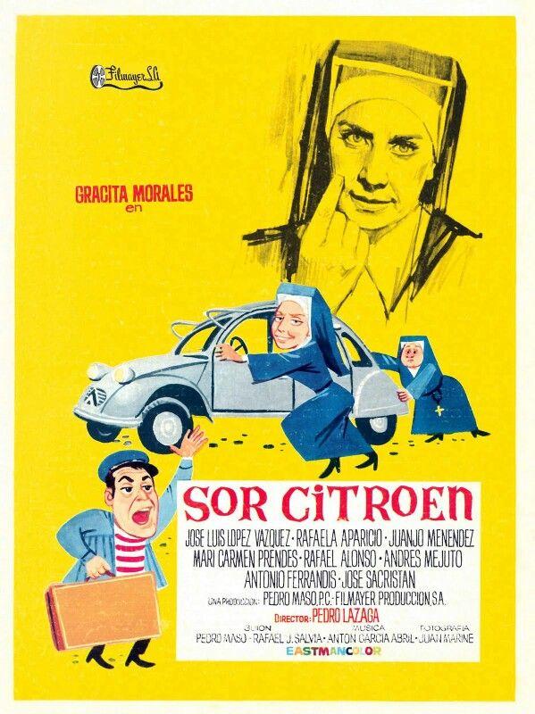 1967 - Sor Citroën - Pedro Lazaga