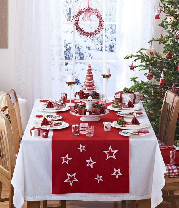 decoracion-mesas-navidad-1.jpg (630×730) | chritmas | Pinterest ...
