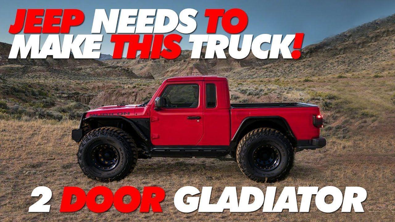 Jeep Truck 2020 2 Door Review and Release DateCar Update