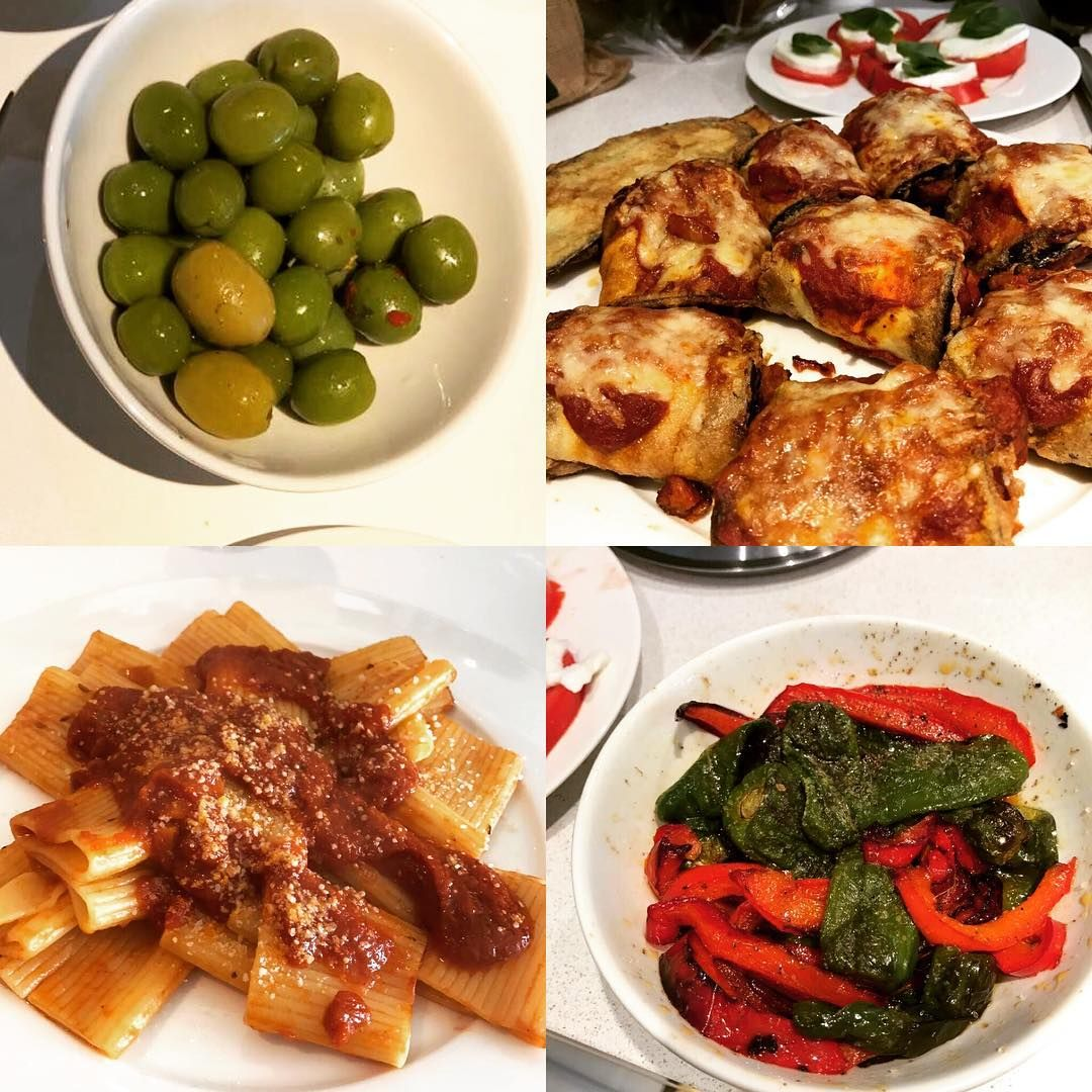 The most delicious Italian dinner EVER made with love and laughter #blessed #friends #london #lovelyboy #luckyme #mellow