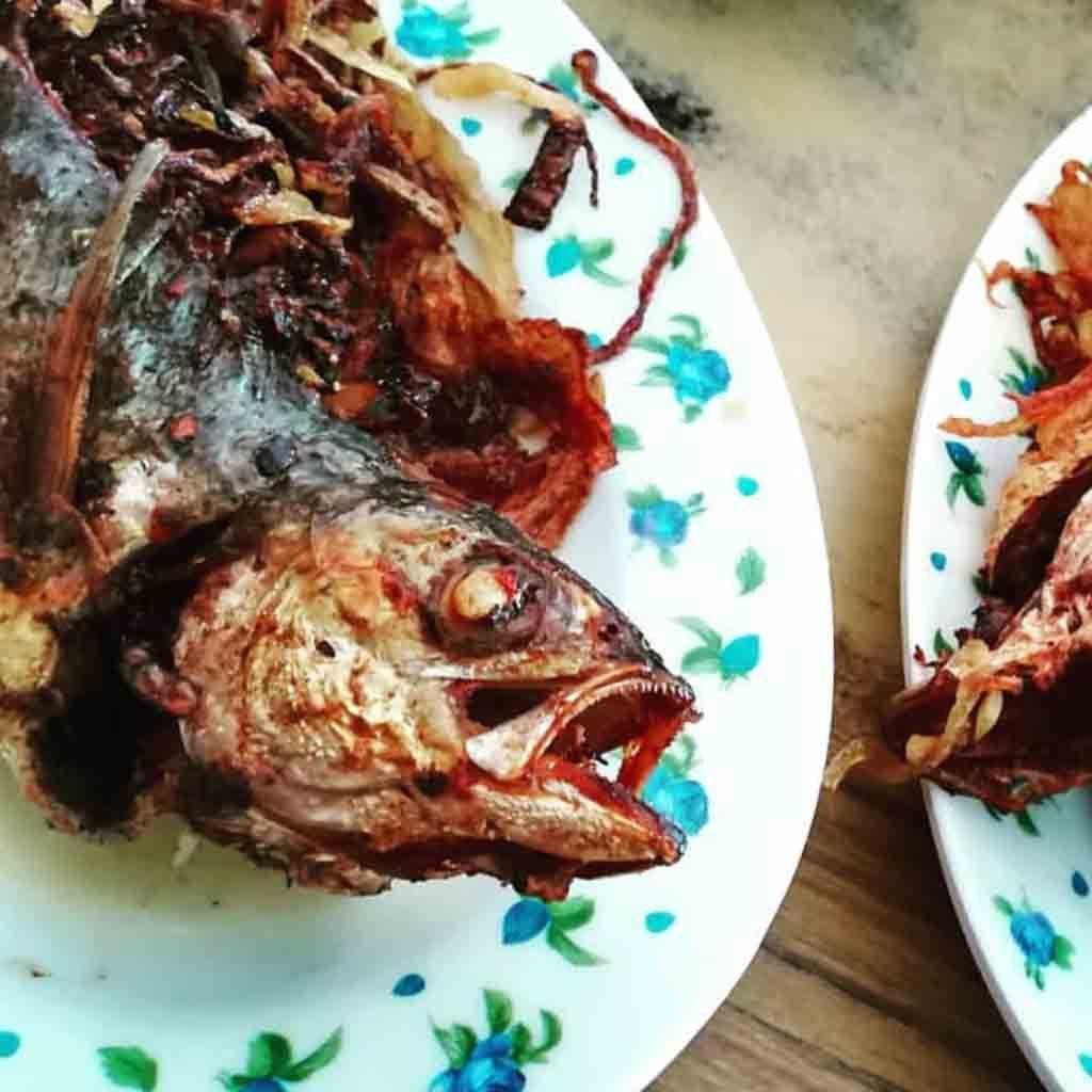 Restoran Nasi Padang Minang Torpedo Fish Halal Recipes Food Halal
