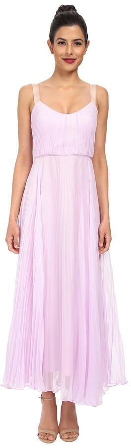 JILL JILL STUART Luna Crystal Pleated Dress on shopstyle.com