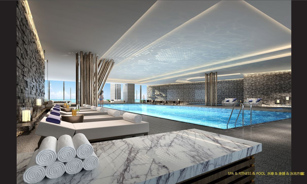 10 Majestic Luxury Swimming Pool Designs Dream Pool Indoor