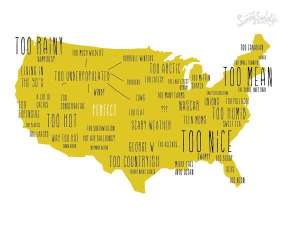 USA Stereotypes Map - Colorado is Perfect print ... on new mexico colorado, physical map colorado, information of colorado, usa services colorado, information on colorado, maps for colorado, utah colorado, 1886 map colorado, zip code map colorado, america map colorado, map of colorado, weather colorado, southeast colorado, florida colorado, united states colorado, texas map colorado, road map colorado,