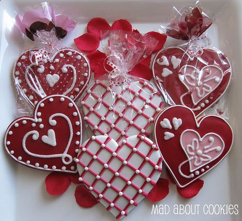 Valentine S Day Corporate Order In 2018 Sugar Cookies We Love