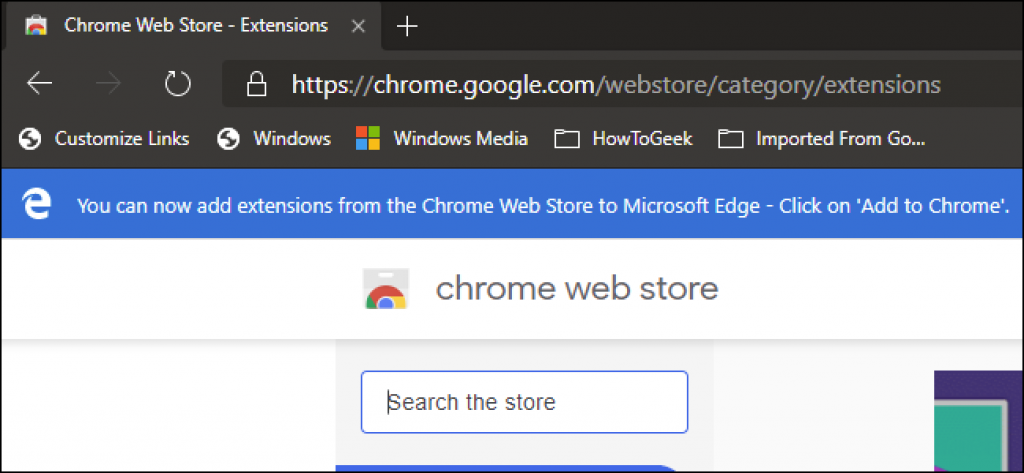 How To Install Google Chrome Extensions In Microsoft Edge Google
