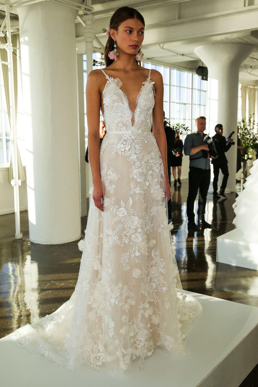 13 vestidos para novias bohemias