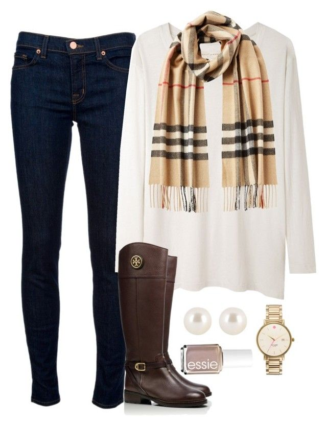 """Chilly days"" by that-preppy-southern-girl ❤ liked on Polyvore"