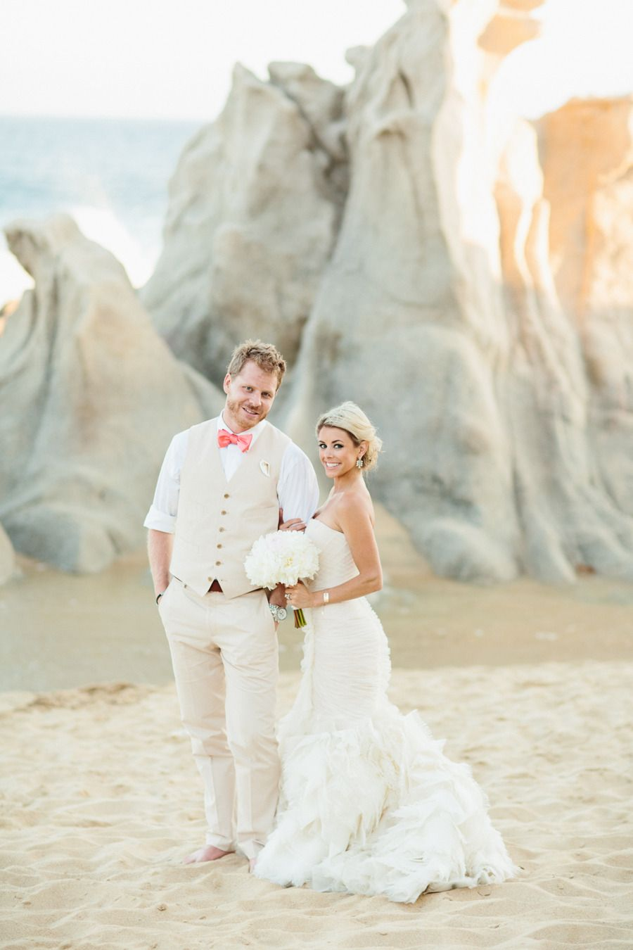 Tropical cabo san lucas beach wedding read more pictures and