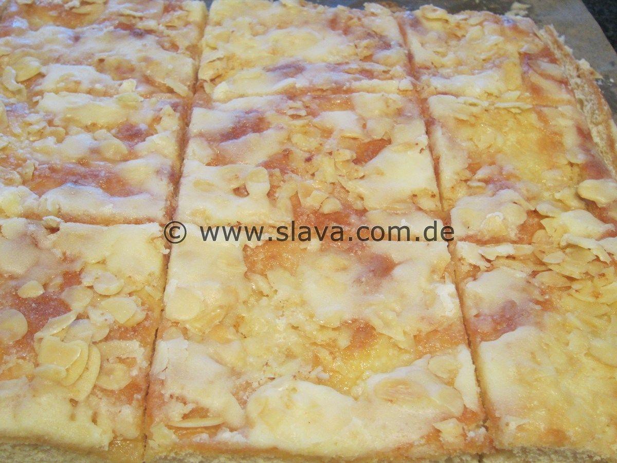 Butterkuchen - soft und locker mit Zuckerguss und einer kurzen Geh- und Backzeit