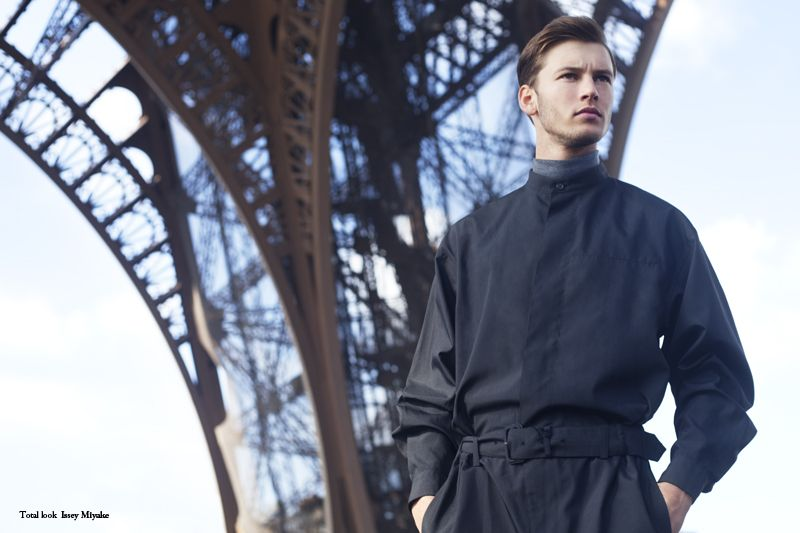 Alfred Kovac Takes Over Paris for Maxim Italy