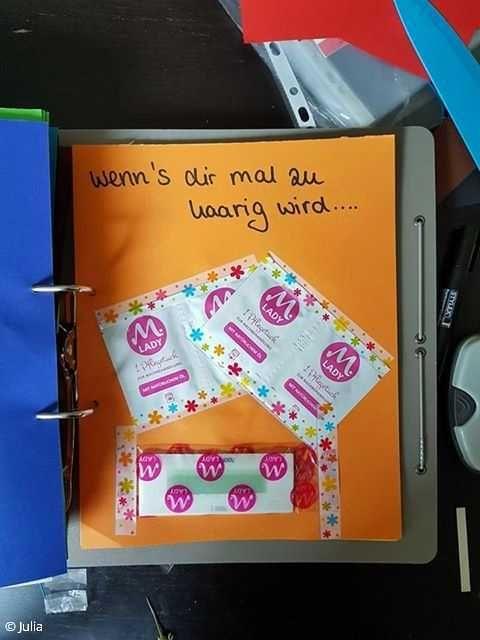 DIY Geschenkidee: 100+ Ideen für dein eigenes Wenn-Buch