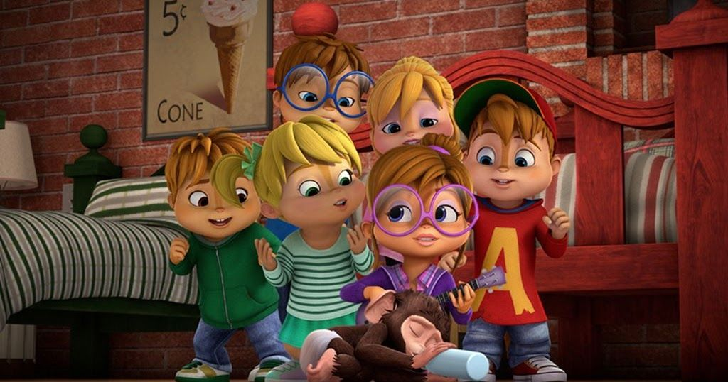 Pin On Alvinnn And The Chipmunks