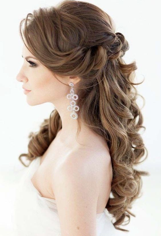 36 Fabulous Wedding Hairstyles for Every Bride - Page 14 of 36 - BEAUTY ZONE X - -