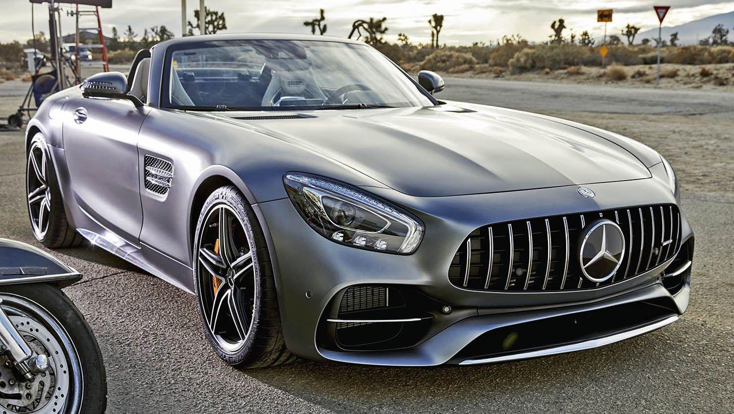 مرسيدس اي ام جي جي تي رودستر النسخة المكشوفة من التحفة الالمانية موقع ويلز Mercedes Amg Cabriolets Dream Cars