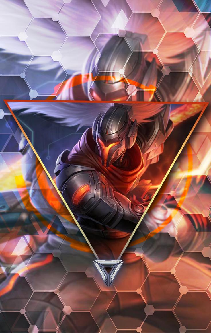 League Of Legends Project Yasuo Mobile Wallpaper Mobile