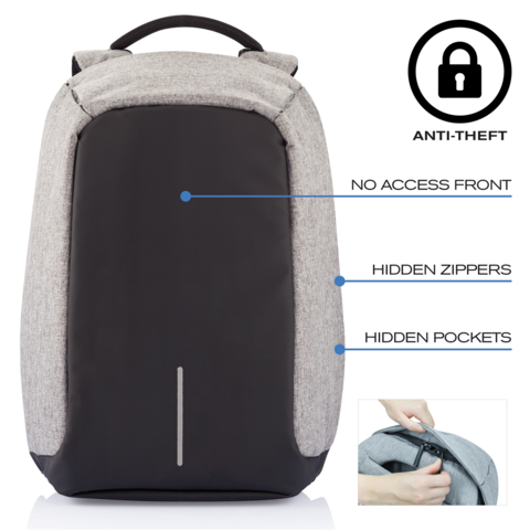 Everyday 400 000 Pickpocket Incidents Occur In Airports Worldwide Our Carefully Crafted Ante Theft Backpack Holds All Anti Theft Backpack Backpacks Anti Theft