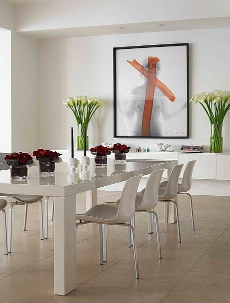 Fabulous Flat By West Chin Architect Dining Room Inspiration
