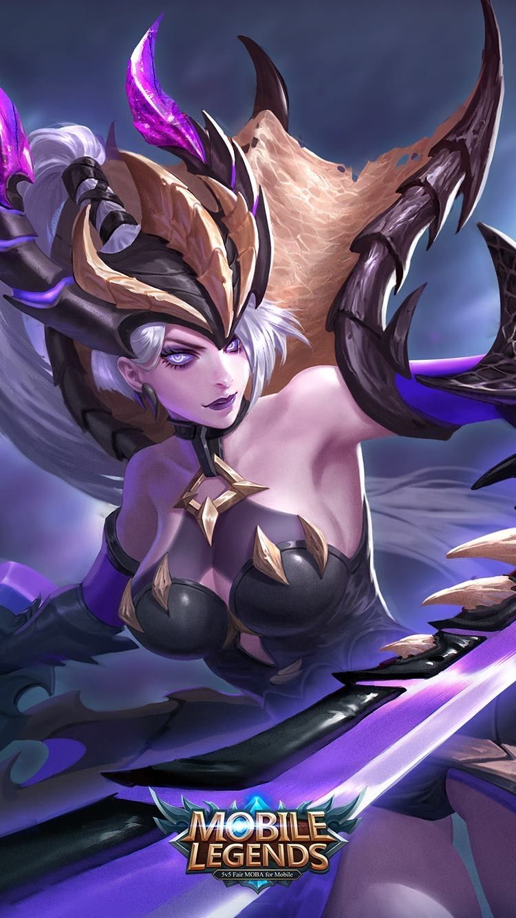 Pin by Heon Hyo Seo on Anime Mobile legend wallpaper