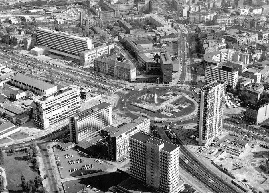 Tu Berlin Ernst Reuter Platz