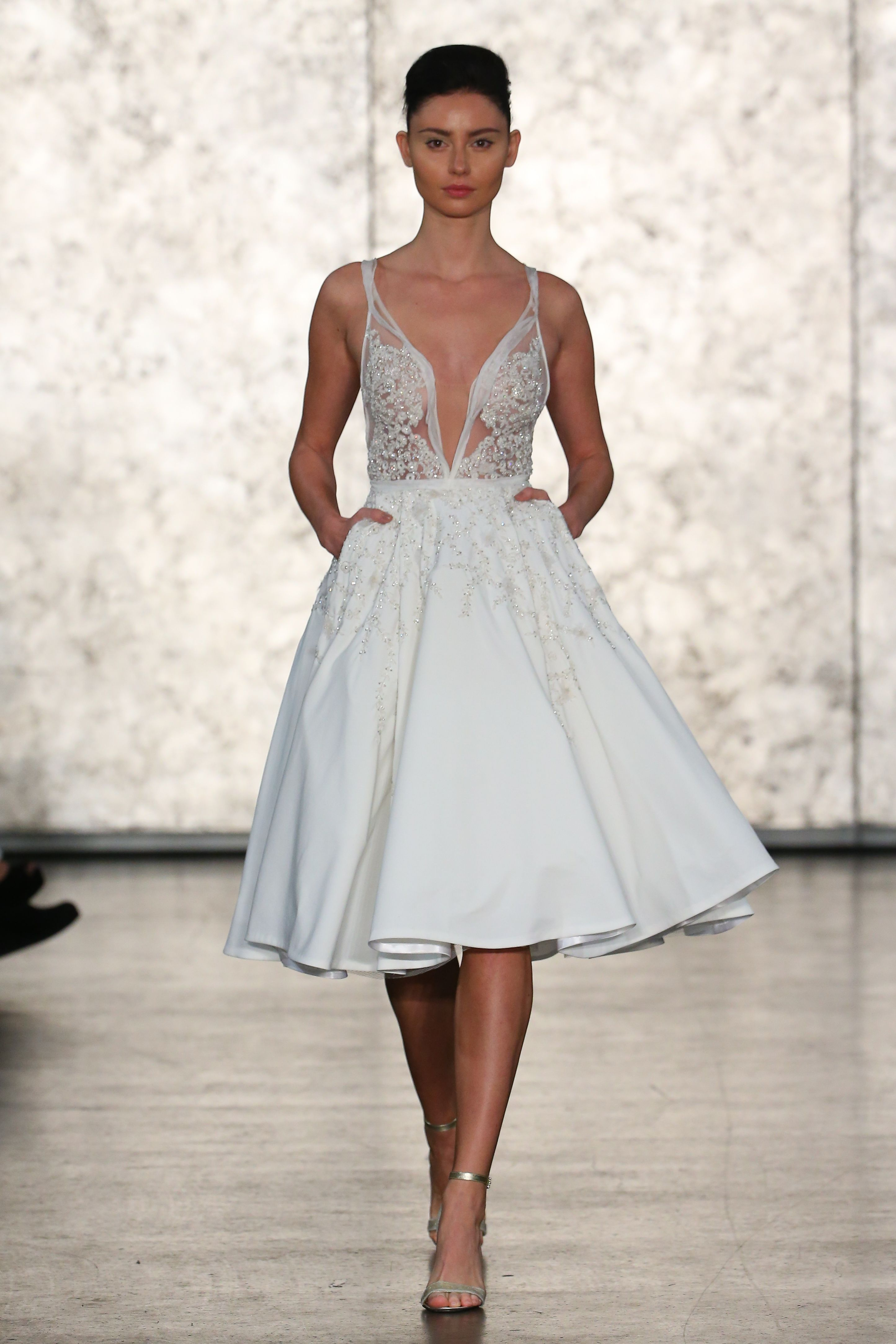 Inbal Dror Fall 2016 Bridal Collection exclusively available in