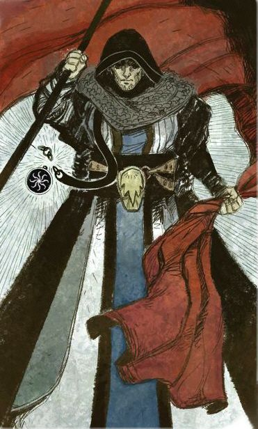 Dragon Age Companion Tarot Cards