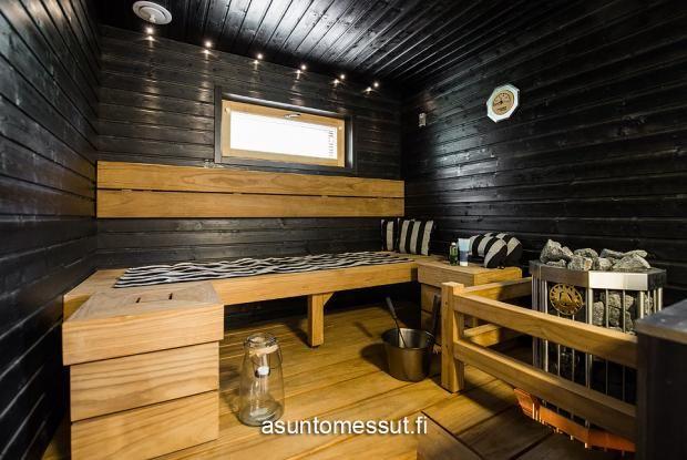 Jos tumman harmaana... 17 Hailuoto 177 - Sauna