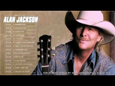 the story of alan jackson livin on country an american singer Alan jackson (born october 17, 1958) is an american country singer-songwriter who has sold over 50 million records he was influenced by the new traditional country.