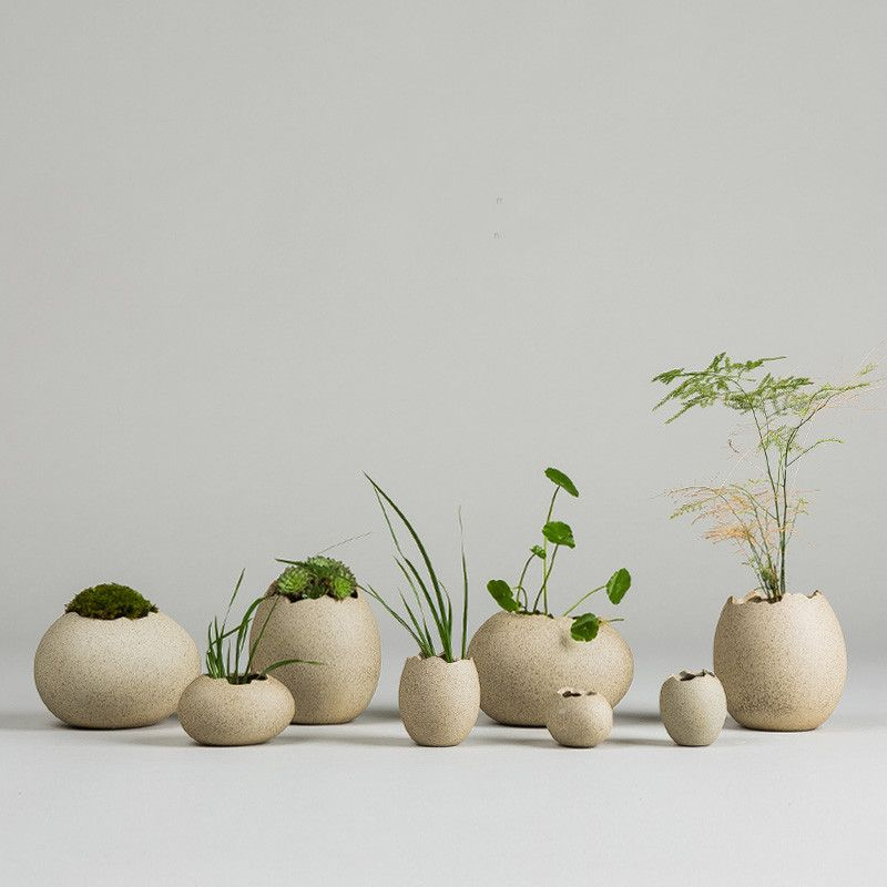 sweet house plant holders. Plant Pot Micro Mini Hanging Planters Garden Flower Holders Succulent  DIY Container with Sweet House