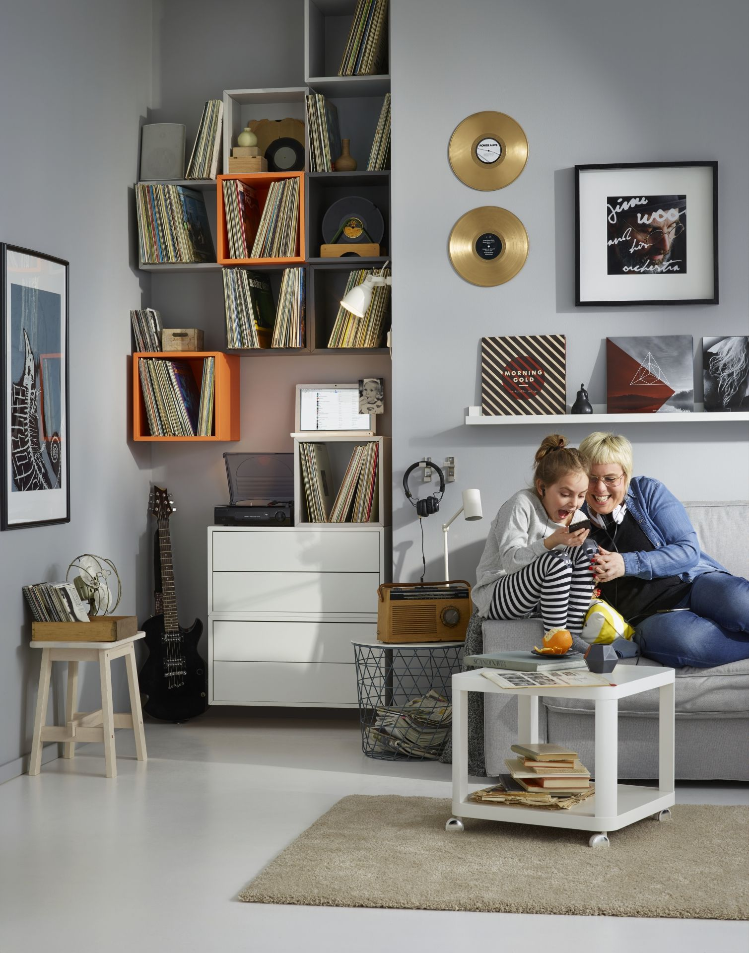 EKET kast met lades | IKEAcatalogus nieuw 2018 IKEA IKEAnl ...