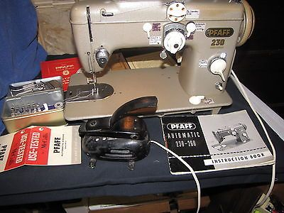 Pfaff Industrial Strength Sewing Machine Sewing Machines Adorable Ebay Pfaff Sewing Machines
