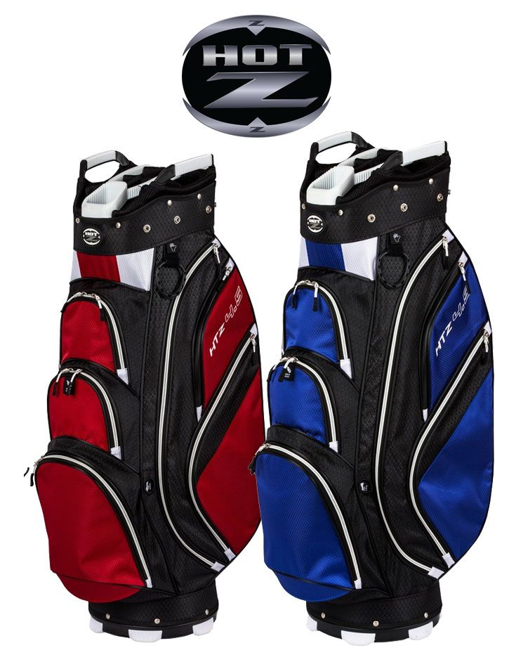 a11841c1f4c9 Hot-Z Golf 4.5 Cart Bag