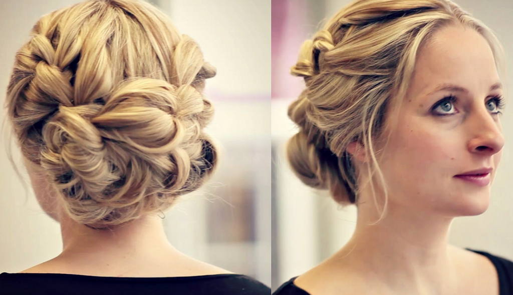 simple updo hairstyles for long hair with hairstyles for bridesmaids for a beach wedding