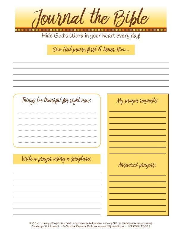 Pin On Free Bible Journaling Pages Stuff