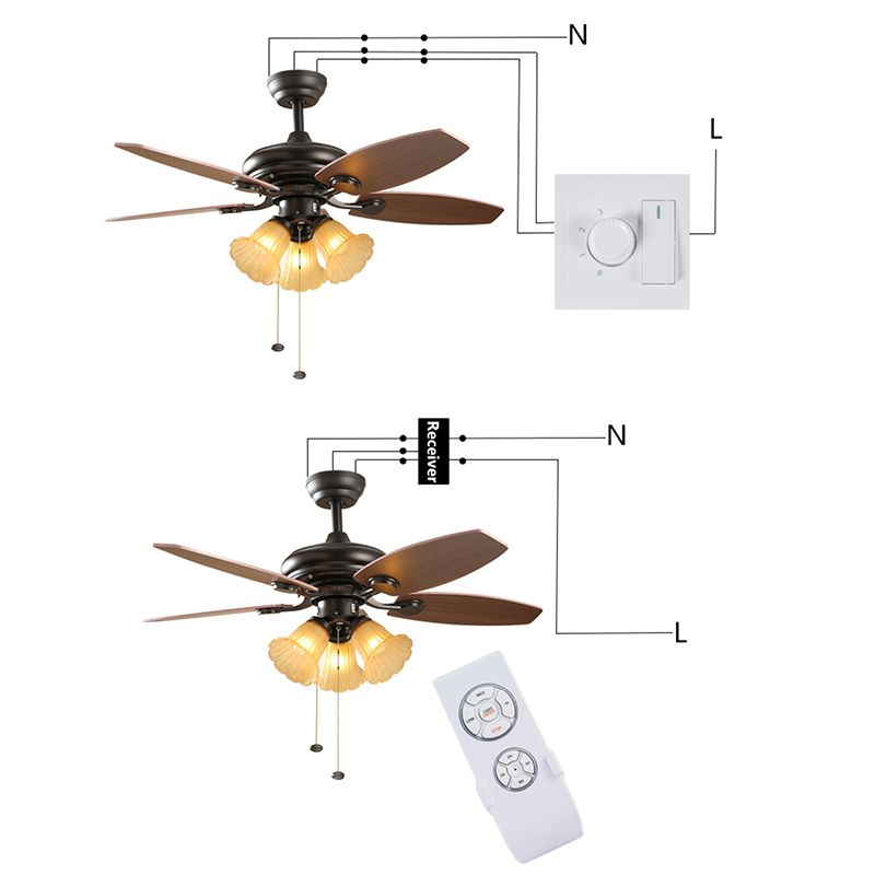 Anysane Universal Ceiling Fan Remote Control Controller Switch Rf Receiver Click Visit To Buy From Aliexpre Ceiling Fan Remote Controls Can Lights Ceiling Fan