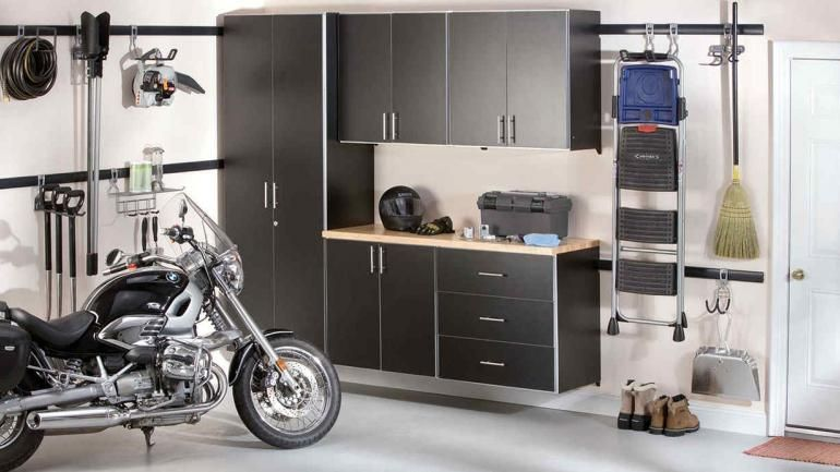 Cómo transformar el garaje en un espacio ordenado y con estilo