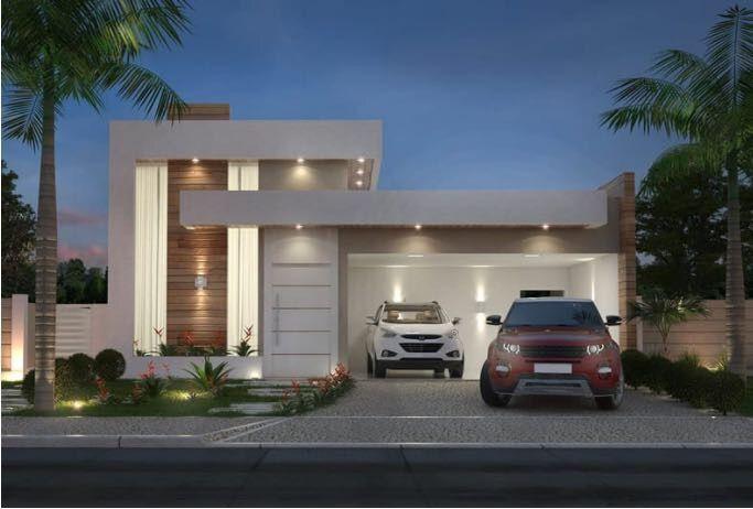 Modern Houses, Modern House Facades, Changu0027e 3, Morera, Facade House,  Modern Exterior, Exterior Design, Garden Studio, Dream House Design