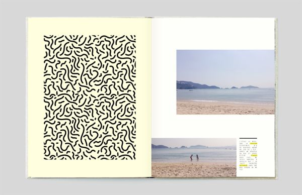 Hong Kong : BOOK by Maiwenn Philouze, via Behance