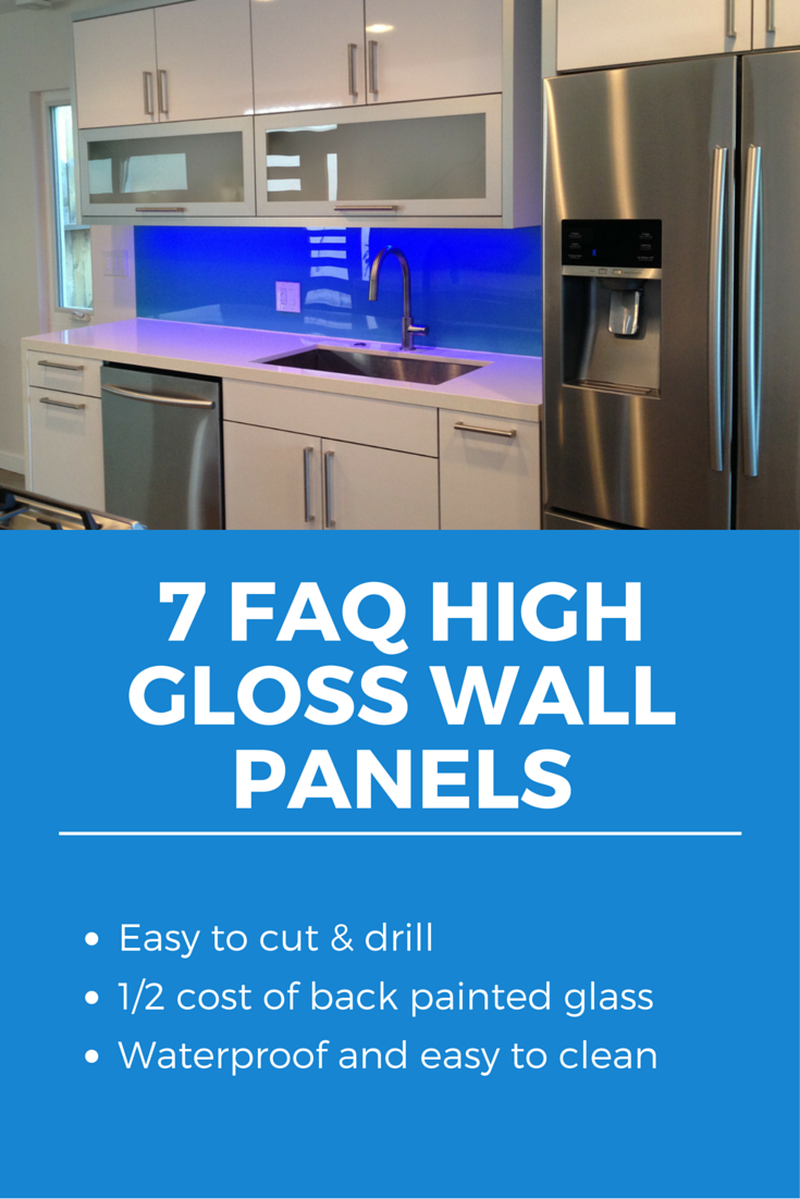 7 Frequently Asked Questions (FAQ) about High Gloss Bath, Kitchen ...