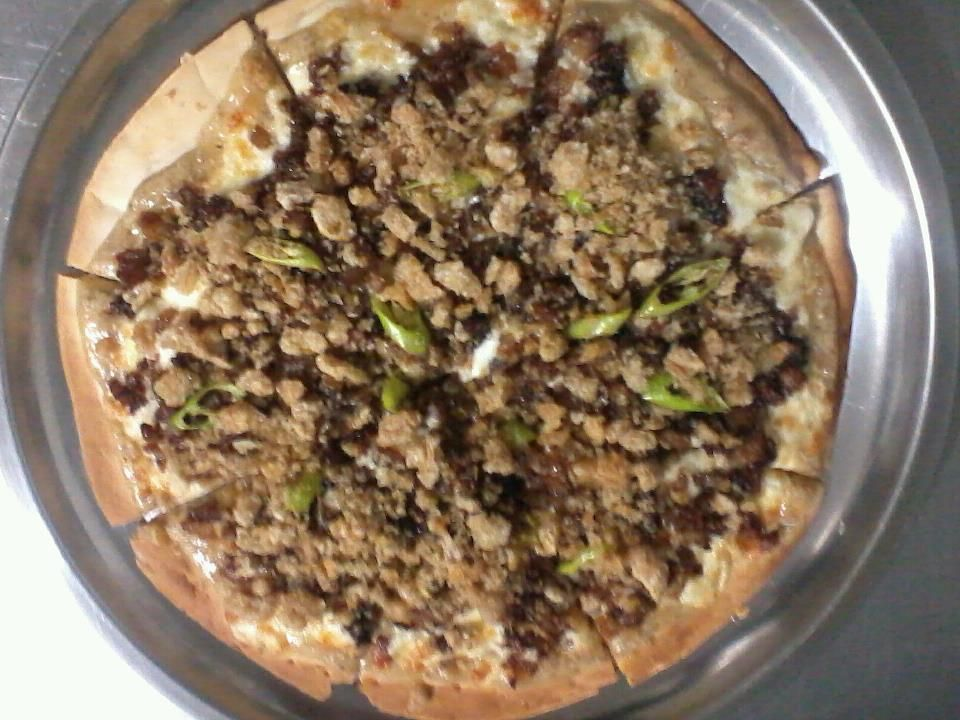 Pork Sisig Pizza