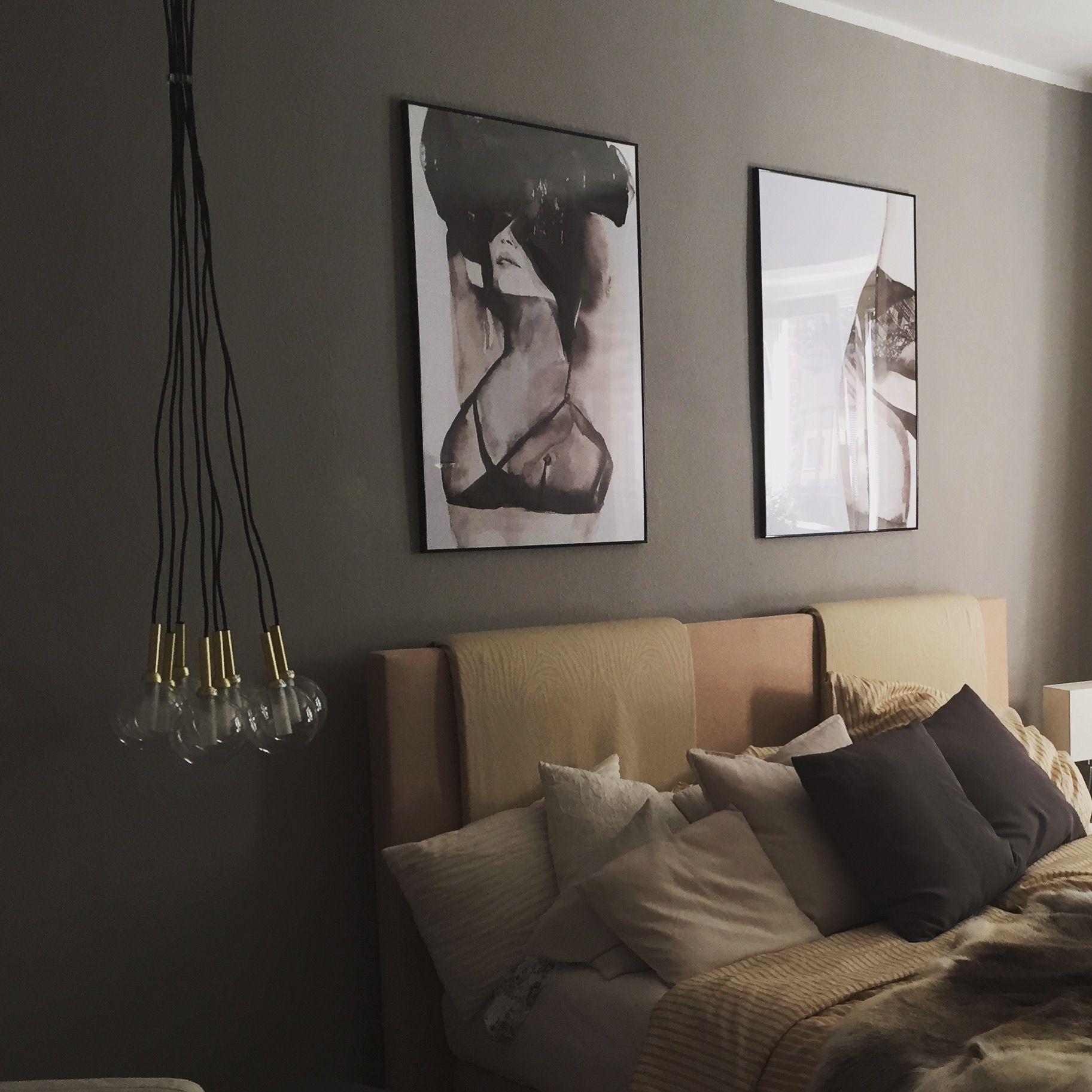 Wandfarbe Alpina Dcher von Paris  Alpina Dcher von Paris in 2019  Wandfarbe Wohnzimmer und